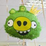 Пиньята Angry Birds Свин Король