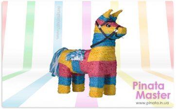 пиньята большая лошадка