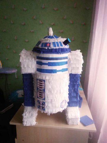 Пиньята робот R2-D2 киев