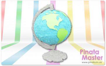 Пиньята Глобус