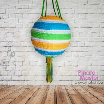 Пиньята шар