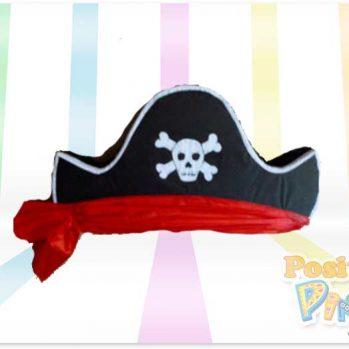 Пиньята пиратская шапка