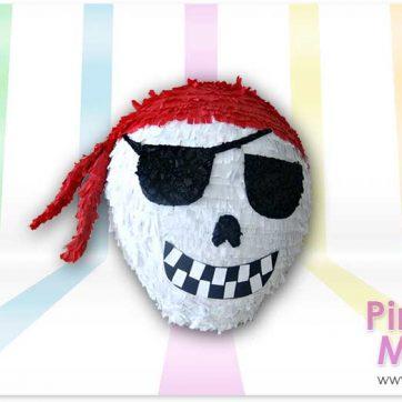Пиньята Череп пирата