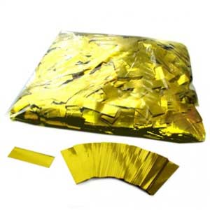Конфетти золотое
